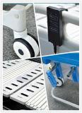 Cer AG-By104 ISO genehmigte mit verwendetem Krankenhaus-Bett des ABS Headboard-Handbuch-drei Funtions