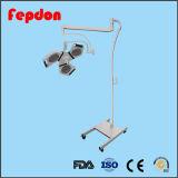 Lâmpada cirúrgica montada teto do funcionamento do diodo emissor de luz para o quarto cirúrgico