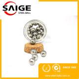 Molinos AISI316/316L 5/8 1/4 bola de acero inoxidable