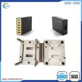 Переходники USB высокого качества 6 прессформа впрыски Port пластичная
