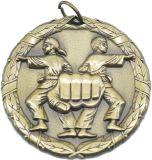 合金は旧式な金3Dメダルをカスタム設計する