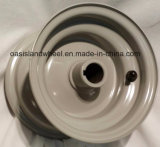 Cerchione d'acciaio di ATV (6X4.5) per la gomma 15X6-6