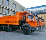 2534 de vrachtwagen van de bei ben stortplaats, beiben camion benne, beiben camion