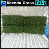 Tapete artificial decorativo 20mm da grama do balcão