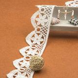 Merletto decorativo della guarnizione POM POM del merletto della frangia