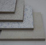 Couvercle en céramique du panneau de plancher surélevé cimentiers en acier