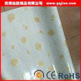 높은 광택 있는 합판 제품 PVC 장식적인 창 유리 필름