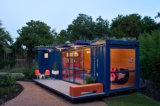 Chambre préfabriquée modulaire de conteneur de 40FT pour camper