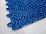 옥외 플라스틱 갑판 바닥 깔개