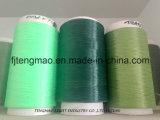 filato verde di 600d/64f FDY pp per le tessiture