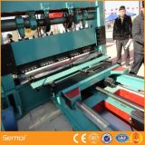 Acier inoxydable Expanded Metal Mesh Grill Making Machine