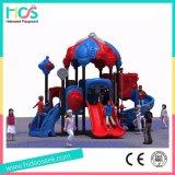 Campo da giuoco esterno dei nuovi bambini di plastica per la vendita della fabbrica con lo sconto (HS00802)
