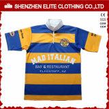 Fornitori delle uniformi di rugby personalizzati squadra della Nuova Zelanda (ELTRJJ-156)