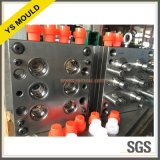 プラスチック注入の洗濯洗剤のビンの王冠型(YS1609)