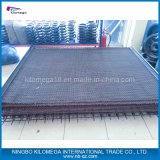 Buena calidad trituradora de piedra de pantalla lámina de malla