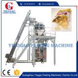 軽食のポテトチップの豆の米のパッキング機械