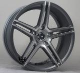 Популярное колесо алюминиевого сплава с 17 дюймами для автомобиля: