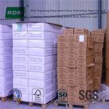 Rollo de papel térmico de color amarillo para el mercado de Brasil