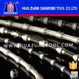 Провод диаманта Huazuan пилит горячее сбывание