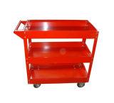Обслуживайте тележку с таблицей инструмента колеса шарнирного соединения
