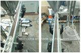 Máquina de llenado semi automática de dosificador automático para polvo