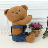 Los juguetes de peluche oso de peluche