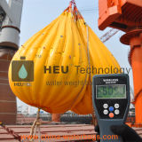 12,5 т тяжелых морских проверка крана водой вес сумки
