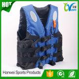 3-Buckle Wholesale Classic Series Water Marine Solas Life Vest (HW-LJ020)