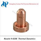 Scherpe Toorts SL60/SL100 van het Plasma van de Dynamica van Pijp 9-8208 van het plasma de Thermische
