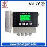 Tipo spaccato indicatore di livello ultrasonico con il sensore