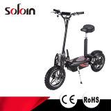 Scooter électrique du moteur 2 de mobilité sans frottoir bon marché de roue (SZE500S-2)
