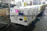 10kw無声ディーゼル発電機の空気によって冷却される普及したモデル