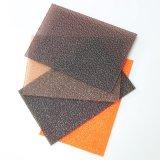 Onverbrekelijk Materieel Duidelijk Polycarbonaat In reliëf gemaakt Blad