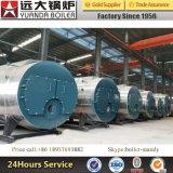 2t/Hオイルかガス燃焼の蒸気ボイラ、燃料ガスのボイラー、工場価格からの蒸気発電機