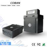 Datos del OBD II OBD del perseguidor del coche GSM/GPRS/GPS del vehículo de la venda del patio de Coban GPS Trackertk306A