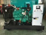 100kw中国エンジンを搭載する無声ディーゼル機関の発電機