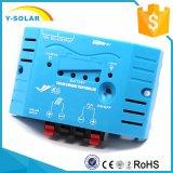 8A 12V Minisolarcontroller mit Doppel-USB-5V/3A Ys1208