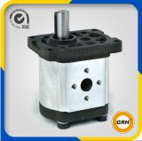 RexrothのBi方向ログのディバイダーの小松の鋳鉄のアルミニウム油圧部品オイルギヤモーターギヤポンプ