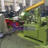 Prensa de empacotamento de aço Waste hidráulica automática (bala do push-out)