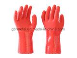 Перчатки домочадца PVC 969-31 перчаток работы перчаток Interal бархата термально