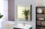 Governo moderno di vanità della stanza da bagno del MDF del caffè espresso con il lavabo