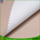 Tissu imperméable à l'eau de rideau en arrêt total tissé par tissu à la maison de rideau d'Oxford de textile pour des abat-jour de rouleau