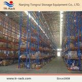 Cremalheira resistente industrial de aço do metal do armazenamento do armazém Q235