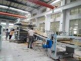 PVC de alta capacidad de la hoja de mármol artificial que hace la máquina