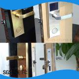 Fechamento do hotel do smart card RFID com software