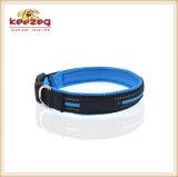 Collares de perro suaves de animal doméstico/reflexivo respirables (KC0091)