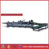 Livre Rouleaux latéraux de la colle de reliure parfaite machine Machine Reliure de livre