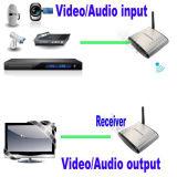 2.4G Klaps 330 drahtloser Handelsvideo Audioübermittler und Empfänger /Sender