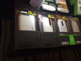 Banco de potencia teléfono 20800mAh cargador de batería Batería Externa caso Banco de potencia para el Samsung Galaxy S7 Edge y para el iPhone 7