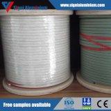 Fio de alumínio redondo/liso/quadrado esmaltado/fibra do vidro